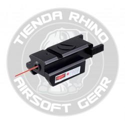 Laser rojo para pistola