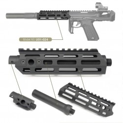 AAP01 Handguard Action Army